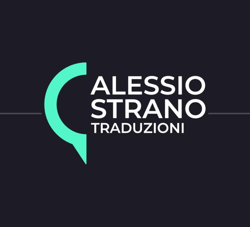 Alessio Strano Traduzioni